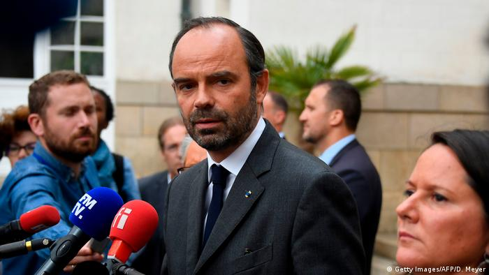 Edouard Philippe (Getty Images/AFP/D. Meyer)