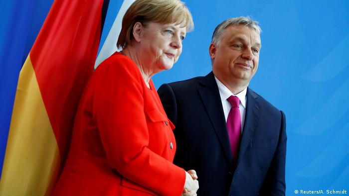 Germany: Merkel thanks Hungary for its role in fall of Berlin Wall