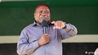 Mosambiks Präsident Filipe Nyusi (privat)