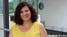 Lehrerporträt Anisa aus Albanien