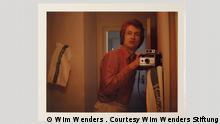 Ausstellung Wim Wenders - Sofortbilder von C/O Berlin im Amerikahaus