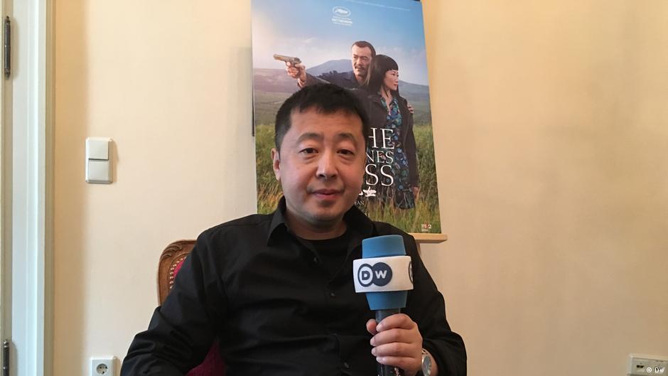 Jia Zhangke beim Filmfest München 2018 - Interview mit DW