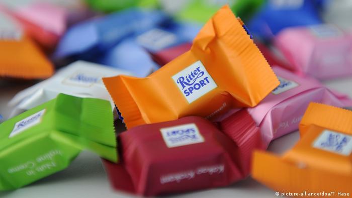 Tag der Schokolade Ritter Sport
