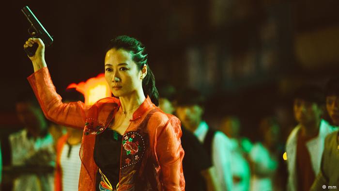 Filmstill - Ash is purest white von Jia Zhangke (mm)