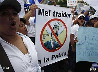 Ni Zelaya ni Ortega gustan a la fundación liberal.