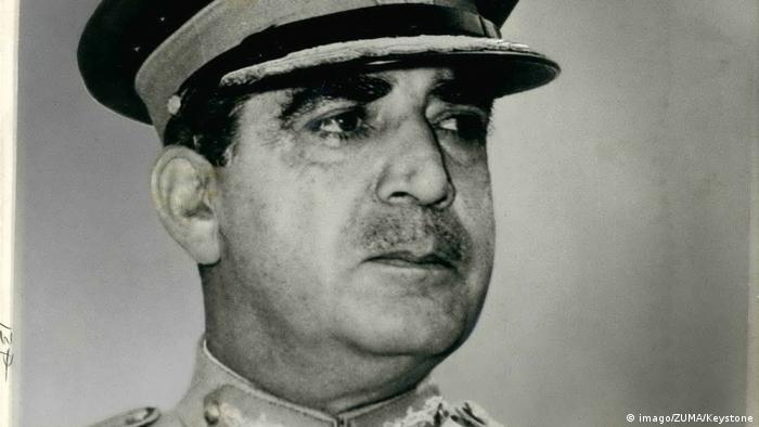 1969 - 1971 Präsident Pakistans Agha Muhammad Yahya Khan (imago/ZUMA/Keystone)