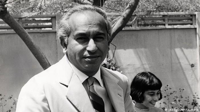 1971 - 1973 Präsident Pakistans Zulfikar Ali Bhutto (imago/ZUMA/Keystone)