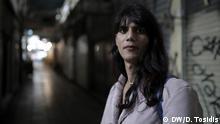 Griechenland - Transgender Flüchtlinge: Natasha,