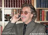 O professor e autor alemão Norbert Rehrmann