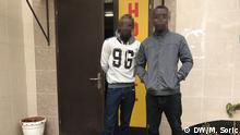 Russland Nigerianer in Moskau DW, Miodrag Soric, Korrespondent in Moskau