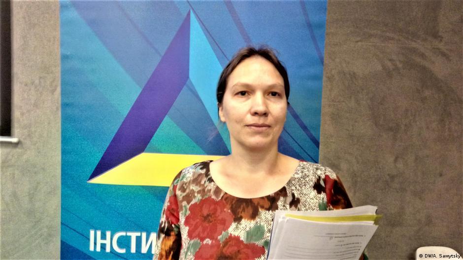 Ukraine Vorstellung Studie Kiewer Institut für Wirtschaftforschung zur EU-Finanzhilfe | Alexandra Betly
