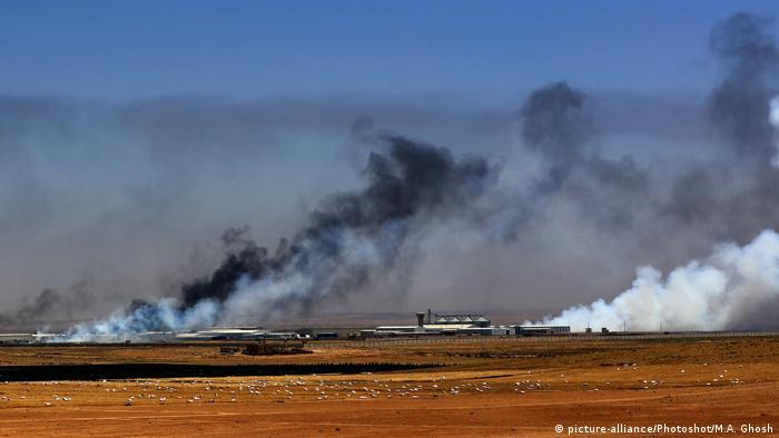 На юге Сирии вступит в силу режим прекращения огня