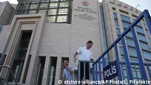 Türkei Prozess gegen Journalisten der Zeitung Zaman in Istanbul