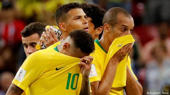 Fußball WM 2018 Brasilien - Belgien (Reuters/T. Hanai)