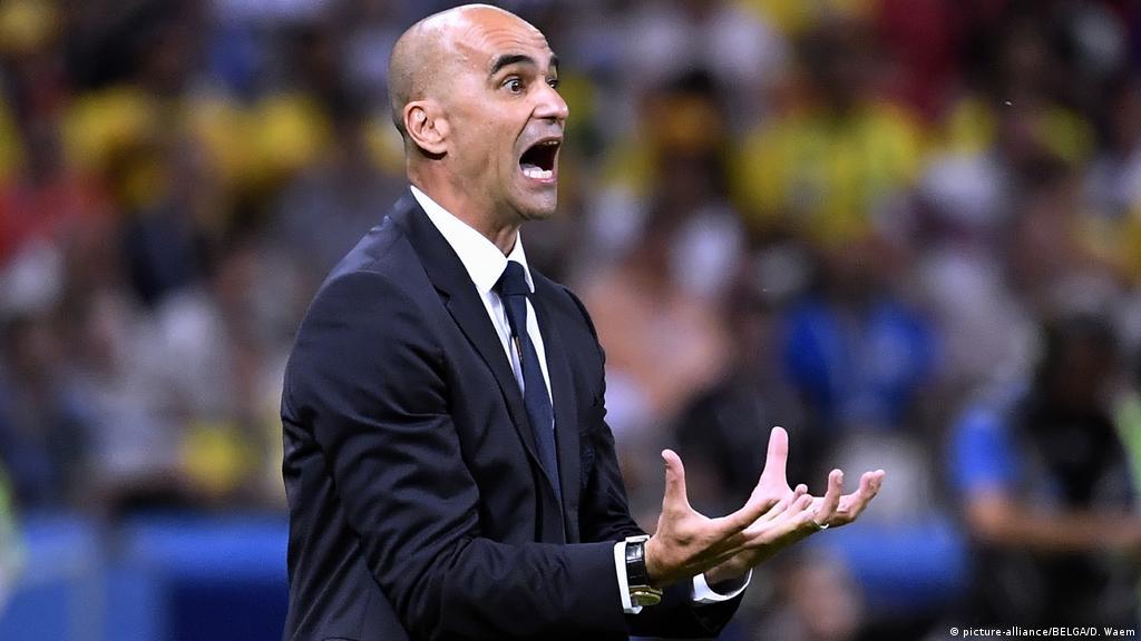 Cup specialist Roberto Martinez inspires Belgium to break glass ceiling |  Sports| German football and major international sports news | DW |  06.07.2018