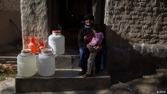 Iran Wasserknappheit in Mazandaran (MEHR)