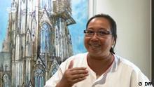 Fransisca - Eine indonesische Krankenschwester in Deutschland.