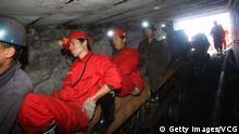 China Grubenunglück in Qitaihe 2013