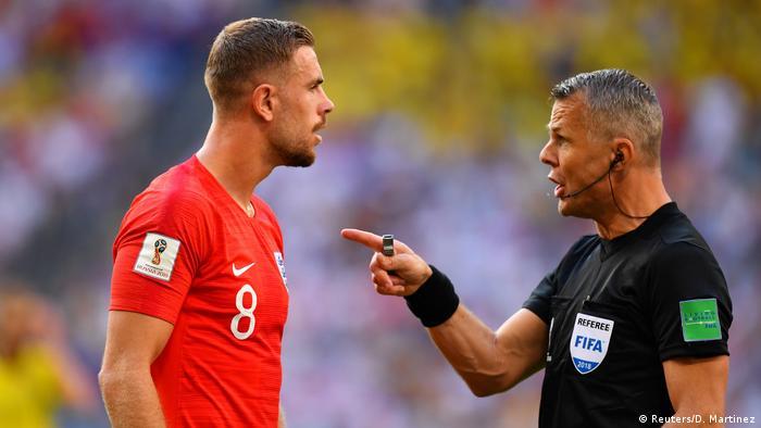 Fußball WM 2018 Schweden - England (Reuters/D. Martinez)