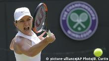 Wimbledon Championships 2018 | Simona Halep, Rumänien