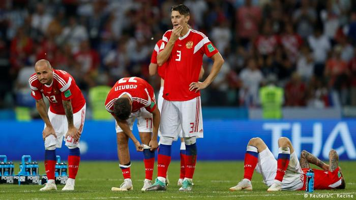 Fußball WM 2018 Russland - Kroatien (Reuters/C. Recine)