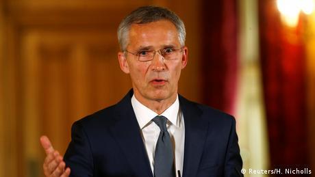Столтенберг - македонцям: без зміни назви країни членства у НАТО не буде