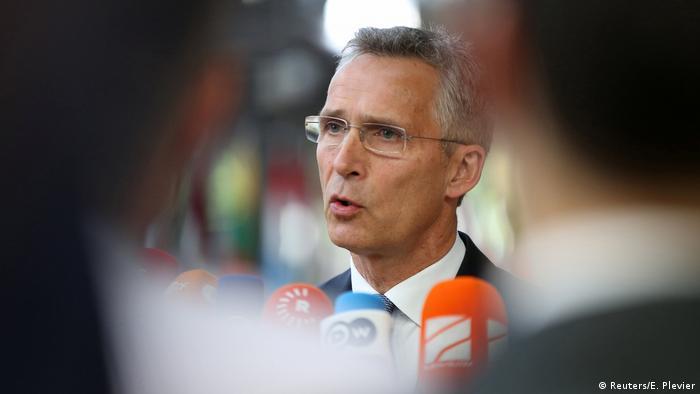 NATO-General Secretary Jens Stoltenberg (Reuters/E. Plevier)