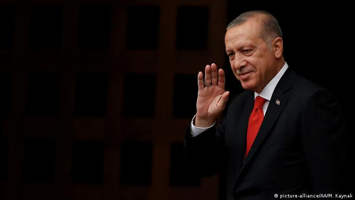 70% немцев против визита Эрдогана в Германию