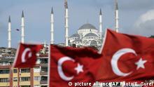 Türkei Istanbul Putschversuch Jahrestag