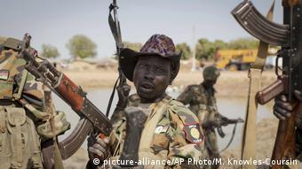 Bürgerkrieg im Südsudan