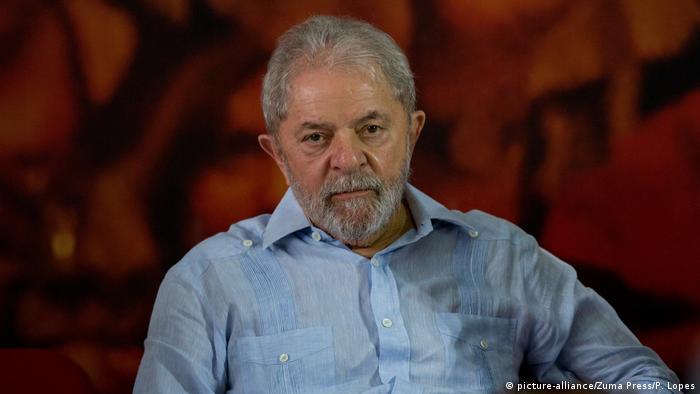 Rais wa zamani wa Brazil Lula da Silva