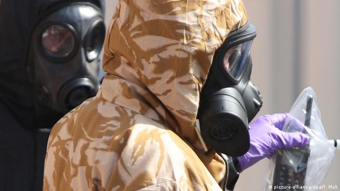 İngiltere'de zehirli gaz ile temas eden kadın öldü