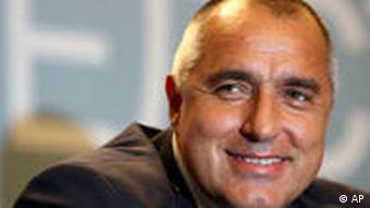 Boiko Borissov, Bürgermeister von Sofia