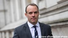 Dominic Raab (picture-alliance/ZumaPress)
