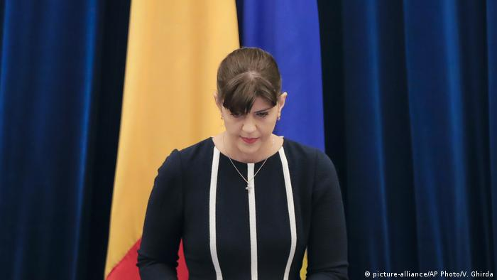 Romania's PSD puts corruption fighter Laura Kovesi on trial