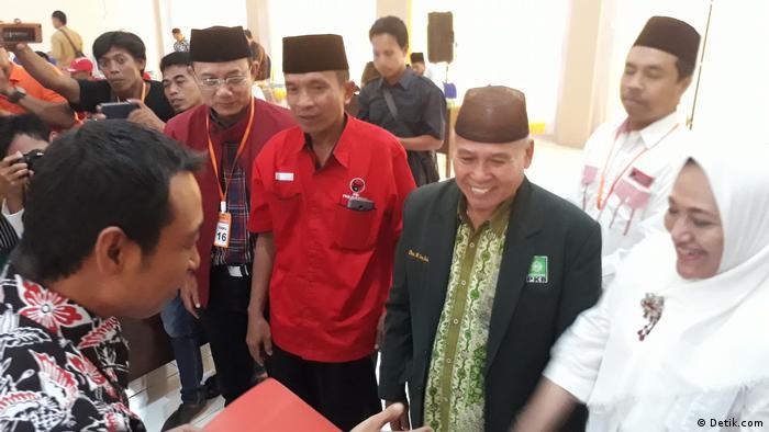 Anna Muawanah, Regentin von Bojonegoro, Ost Java (Detik.com)