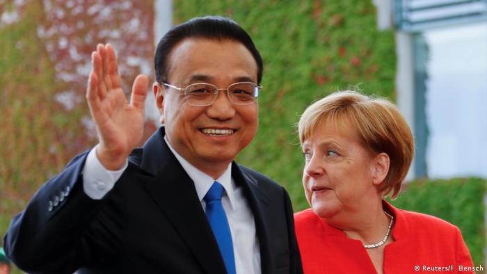 Deutschland 5. deutsch-chinesische Regierungskonsultationen (Reuters/F. Bensch)