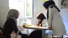 Dewanbigi-Klinik in Kabul, deren Pflegepersonal und Ärzte von deutschen Ärztinnen und Ärzten und in Deutschland ausgebildet wurden. Die Klinik wird von deutschen Ärzten weiter gefördert.