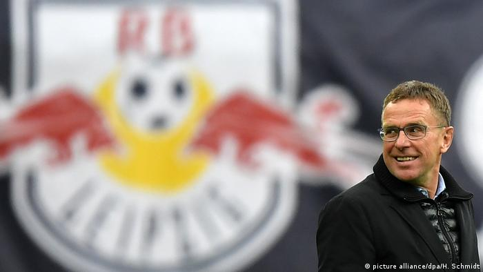 RB Leipzig Ralf Rangnick (picture alliance/dpa/H. Schmidt)