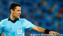 Fußball WM 2018 Schiedsrichter Alireza Faghani