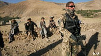 Njemački vojnik u Afganistanu
