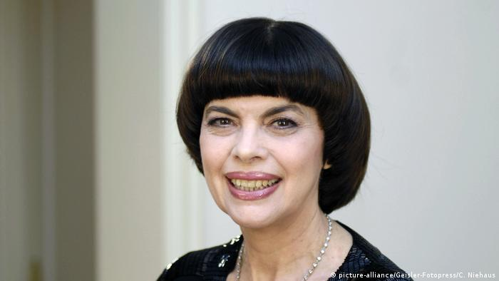 Mireille Mathieu (picture-alliance/Geisler-Fotopress/C. Niehaus)