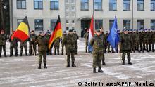 Litauen NATO-Truppen