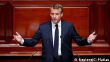 Versailles Emmanuel Macron