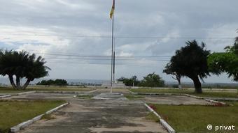 Praca dos Heróis, Palma in Cabo Delgado, Mosambik (privat)