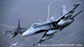 Litauen NATO-Kampfjets