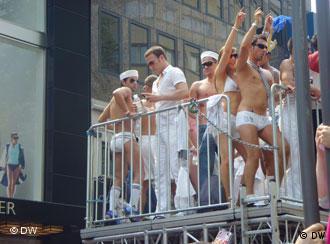 Гей-парад (CSD) в Кельне, 2009 год