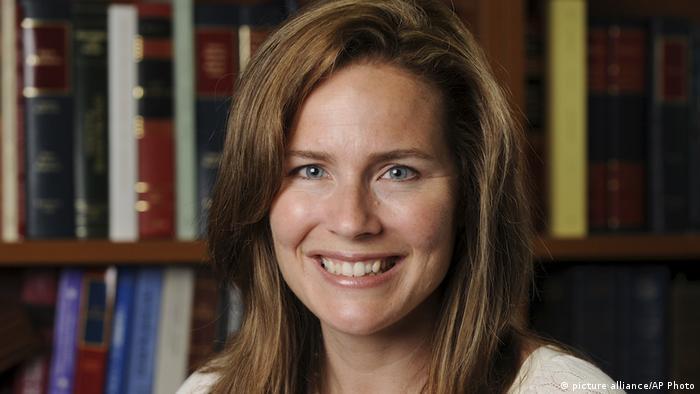 ایمی کانی برت، عضو دادگاه تجدیدنظر فدرال آمریکا