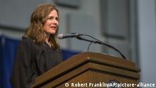 Amy Coney Barrett (Robert Franklin/AP/picture-alliance)