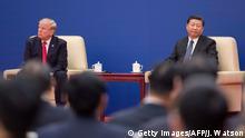 Peking Donald Trump Xi Jinping